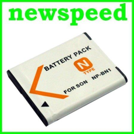 Grade A NP BN1 Li-Ion Battery for Sony W360 W380 W390 W510 W530 W560