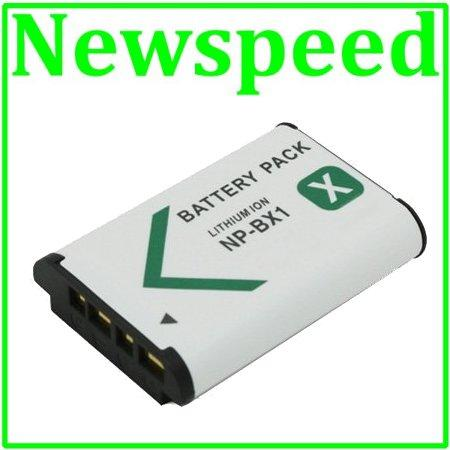 Grade A NP-BX1 Battery for Sony AS10 AS15 AS20 AS30 AS100