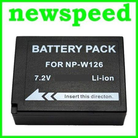 Grade A NP-W126 Li-Ion Battery for Fujifilm XE1 HS35 HS50 NPW126