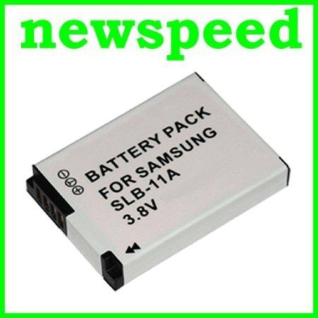 Grade A SLB-11A Battery for Samsung WB650 WB660 WB700 SLB11A