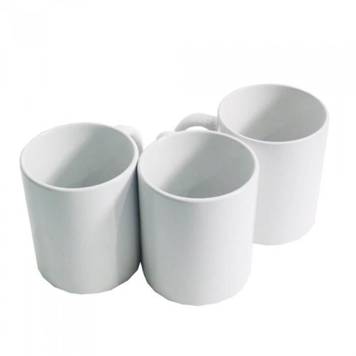 Grade A Sublimation White Coated Mug -36pcs/Carton