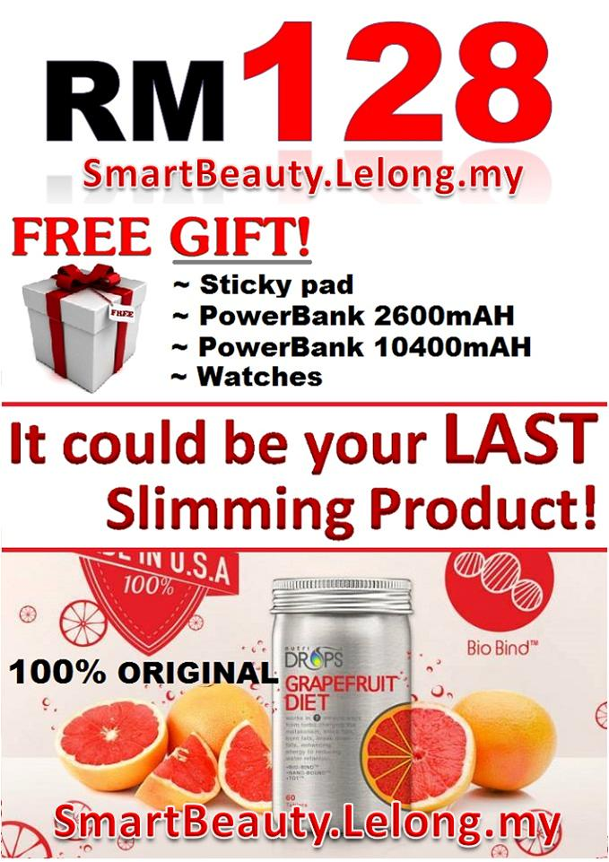 Grapefruit Diet USA Weight Loss 10KG-28KG In 1 Treatment (Free Gift