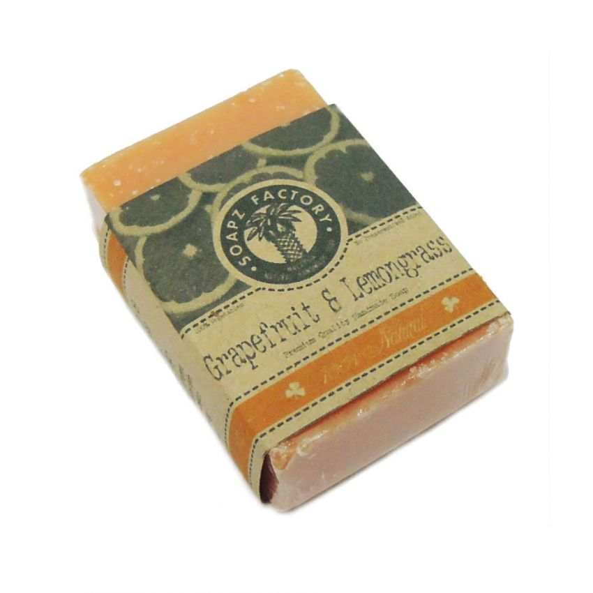 Grapefruit & Lemongrass Relaxing Body soap 香茅葡