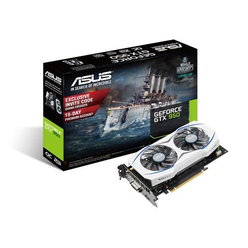 Graphic Card Asus nVidia Chipset GTX950-2GD5