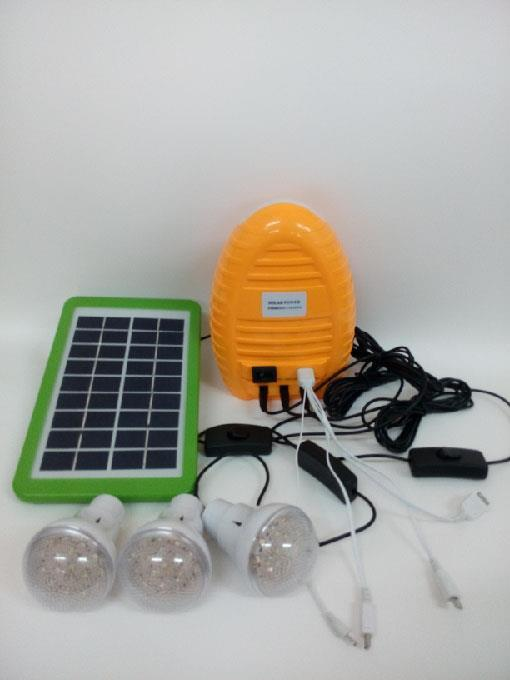 GREAT DEAL!! Solar Power Emergency System