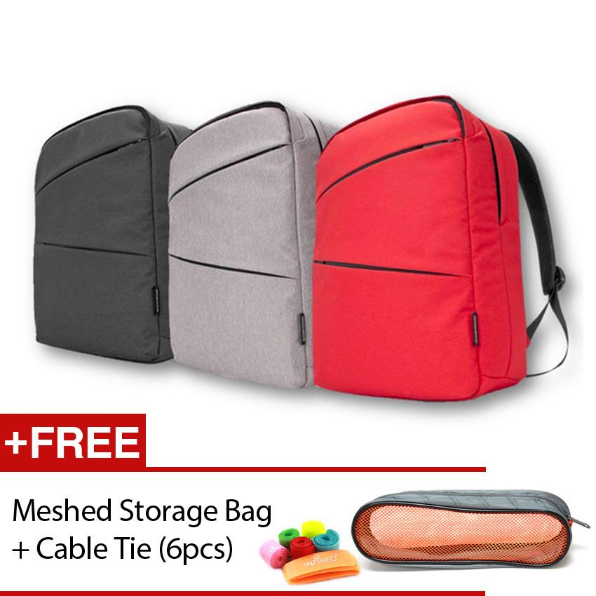 Great Offer's !! POFOKO Venus 15.6' Inch Laptop Backpack + FREE Gift