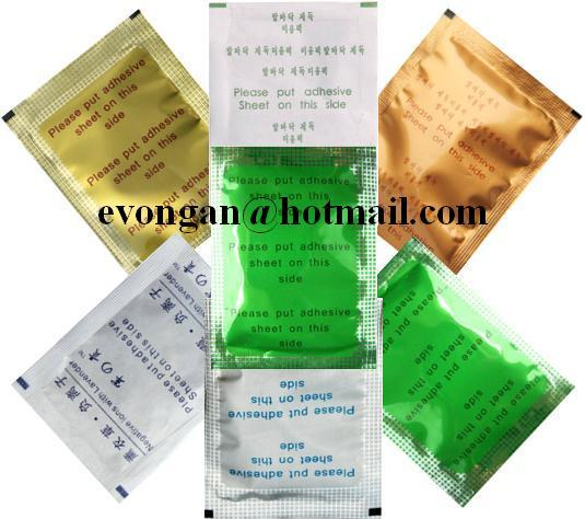Green Detox Foot Patch Certified KKM - The Lowest Price In Malaysia