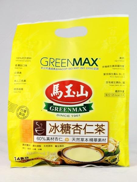 GreenMax Almond Tea (30g x 14 pcs)