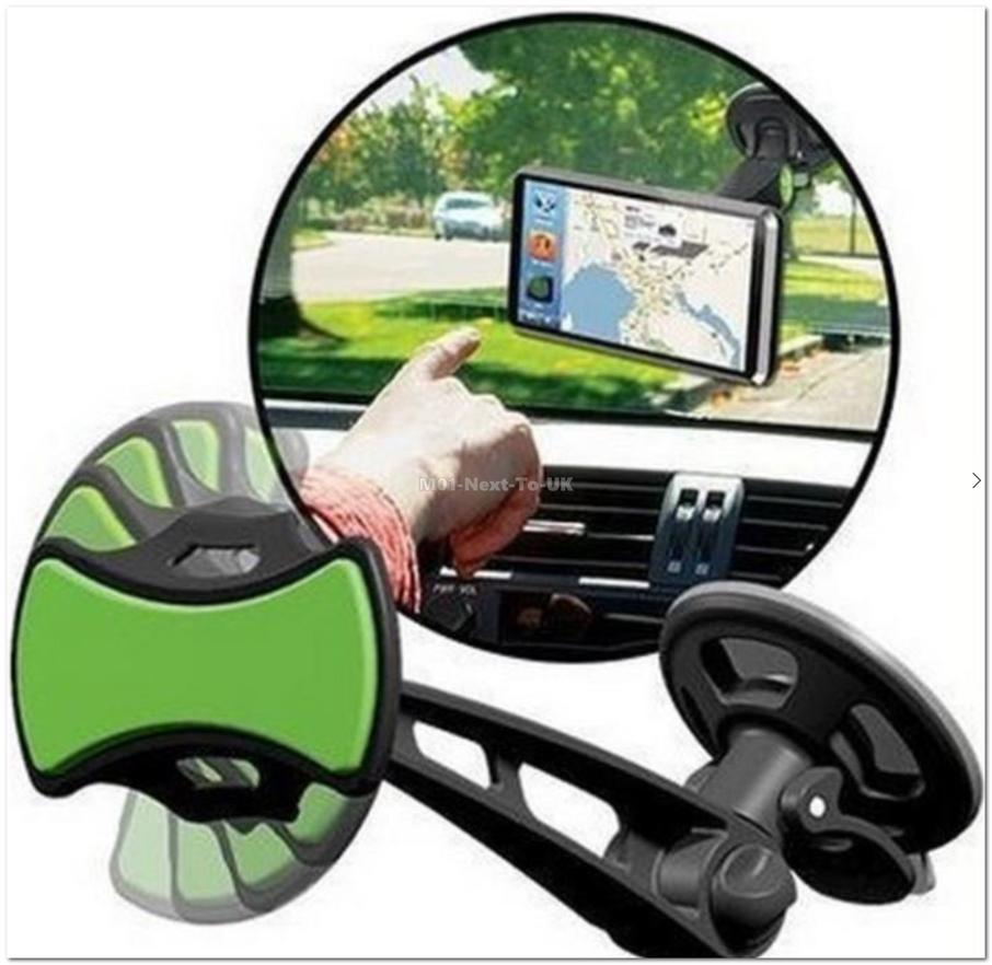 GripGo Universal Car Mobile Cell Phone Mount GPS Navigation Holder Sam