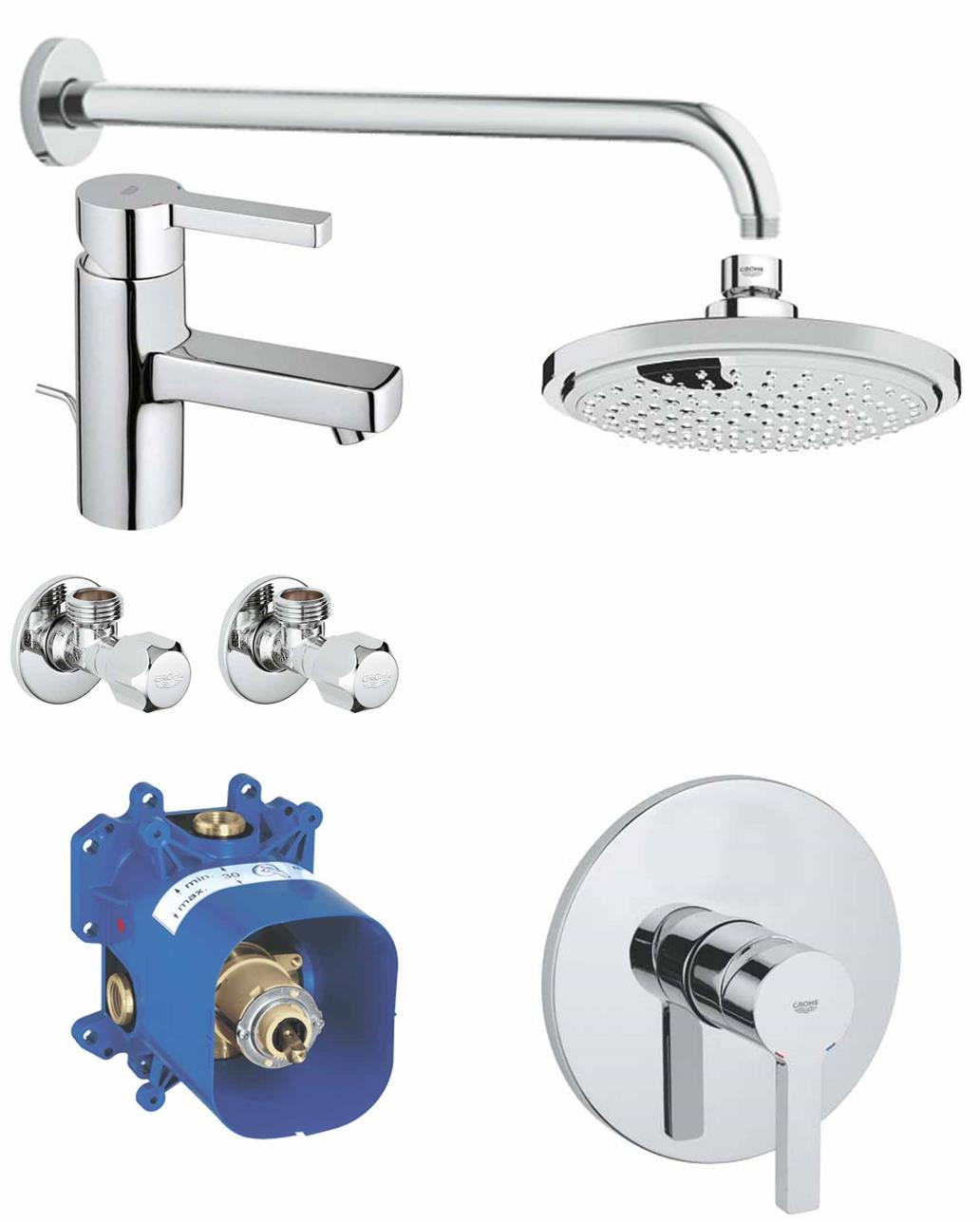 Grohe Lineare Package 1