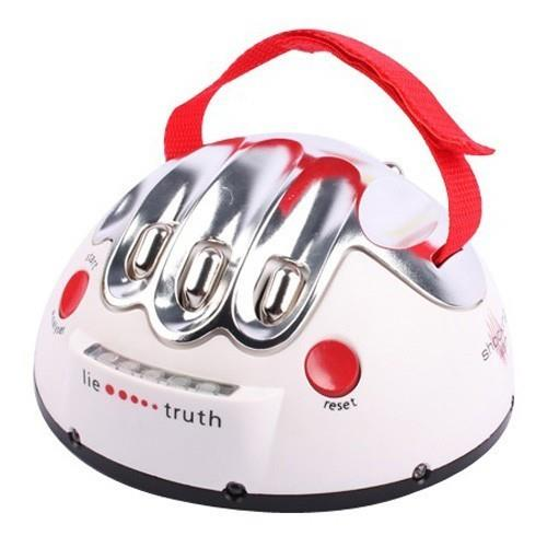Group Game Detect Lie Machine GIFT Electric PARTY ShockLie Detector G