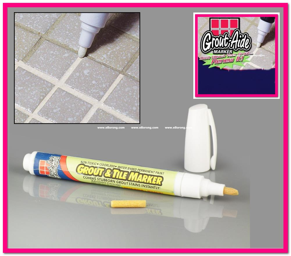 Grout amp tile marker repair grout aide grout and tile marker pen cover