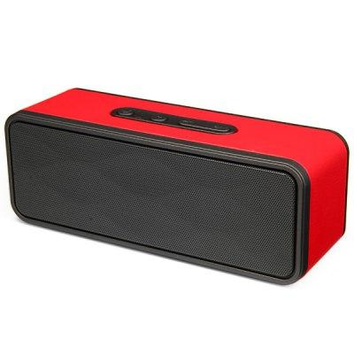 GS805 Bluetooth 3.0 Portable Speaker Mobile Call Support TF / FM Mode