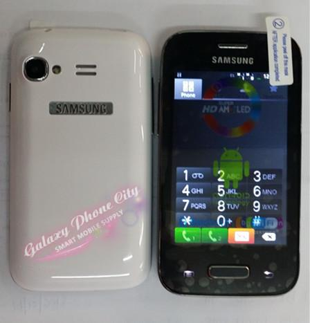GT-9500 MINI S4 ANDROID V 4.1.2 DUAL SIM WIFI BLUETOOTH