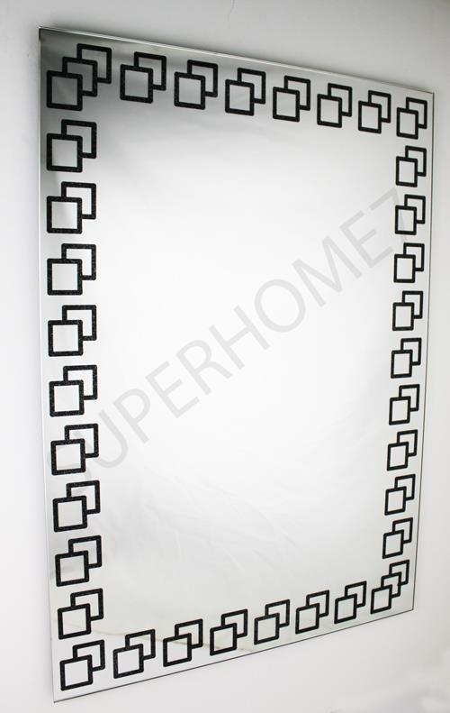 Gt Sign-Decorative Bathroom Mirror GC-80 (70cm x 50cm)