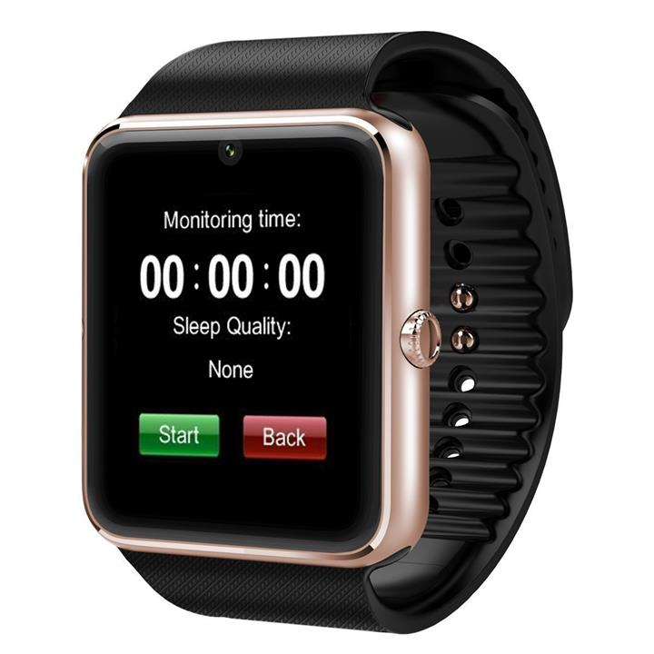 GT08 Smart Watch Android Clock With Sim Card Slot Push Message Camera