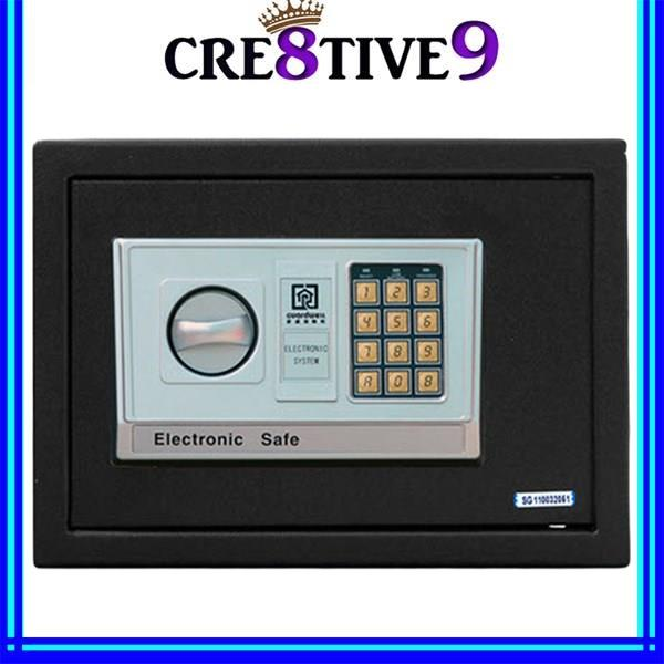 Guardwell 25NW Office / Home Mini Electronic Safe Box