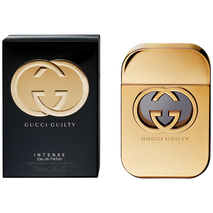 Gucci Guilty Intense  EDP (W) 75ml - New Tester Unit