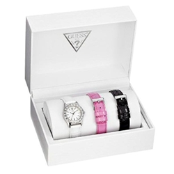Guess W11180L1 Ladies Box Sets Series Watch