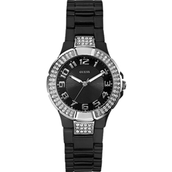 Guess W11611L2 Ladies Sport Steel Series Mini Prism Watch