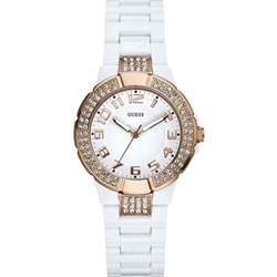 Guess W12649L1 Ladies Sport Mini Prism Watch