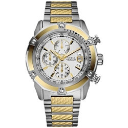 Guess W25502G1 Gents Sport Stainless Steel Chronograph Watch