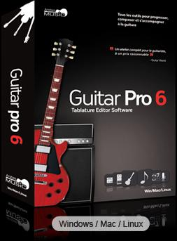 GUITAR PRO 6 + RSE 2 + FULL VERSION| 156.000 TABS | GP 5.2