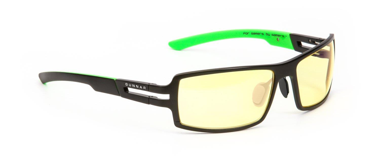 Gunnar Optiks Razer RPG in a Onyx Frame with Amber Lenses RZR-30001z