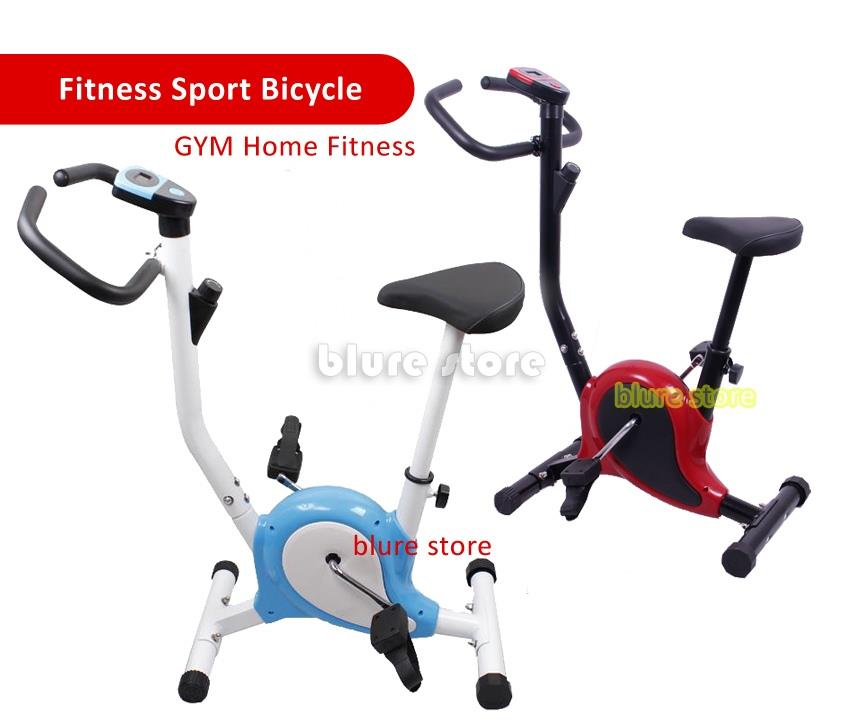 Gym Fitness Home Office Sport Equipment Exercise Bicycle