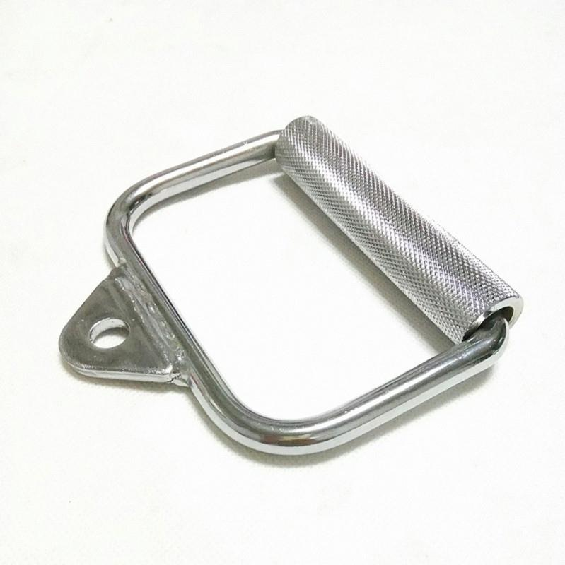 Gym Stirrup D Handle Tricep Pull Bar Metal [ Delivery 5-9 days ]