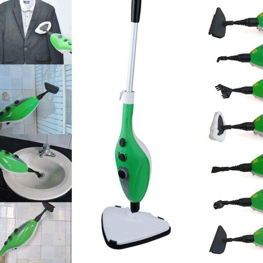 H20 10 in 1 steam mop cleane end 11 12 2017 9 26 pm myt for Steam mop 17 in 1