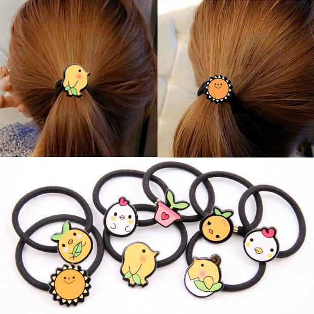 HA0126 CUTIE CHICK HAIRSTRING