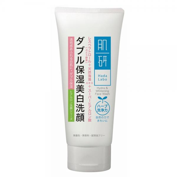 Hada Labo Hydra & Whitening Face Wash (100gm)