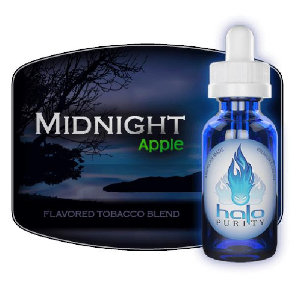 Halo Midnight Apple 6mg