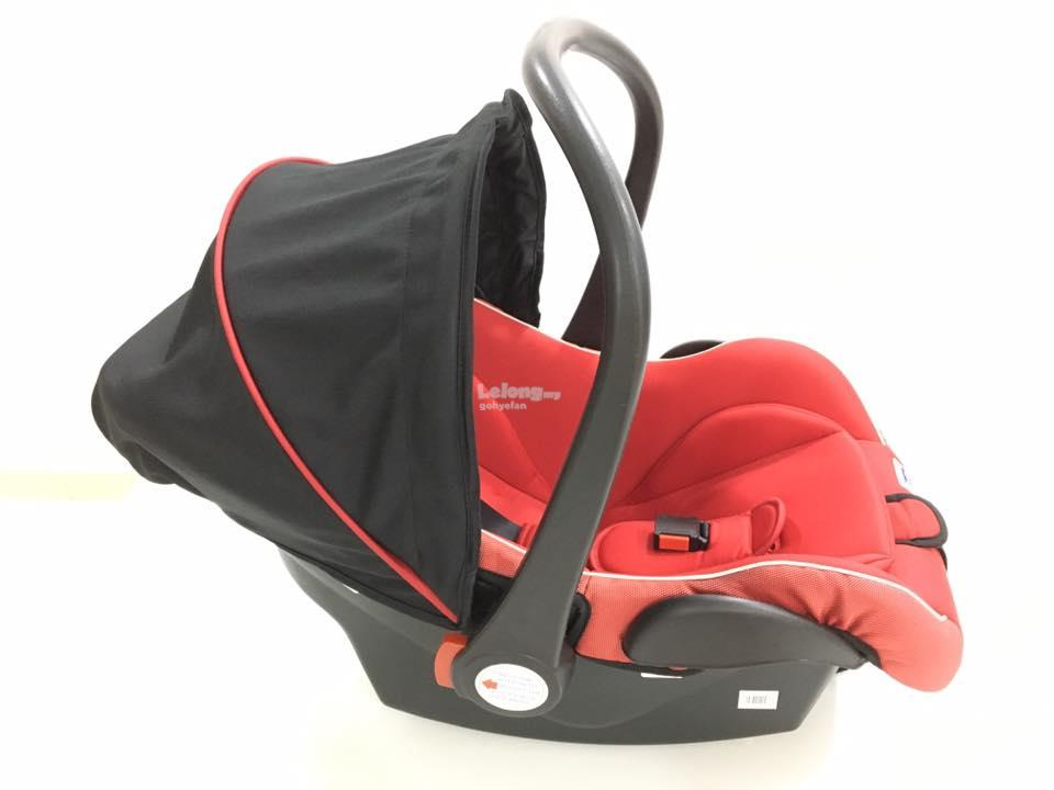 [SECOND HAND]  Used baby carrier to sell *Price can negotiate