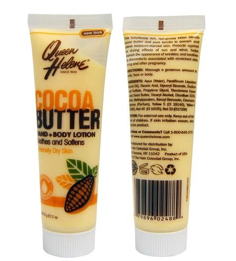 Hand + Body Lotion, Cocoa Butter (57 g)