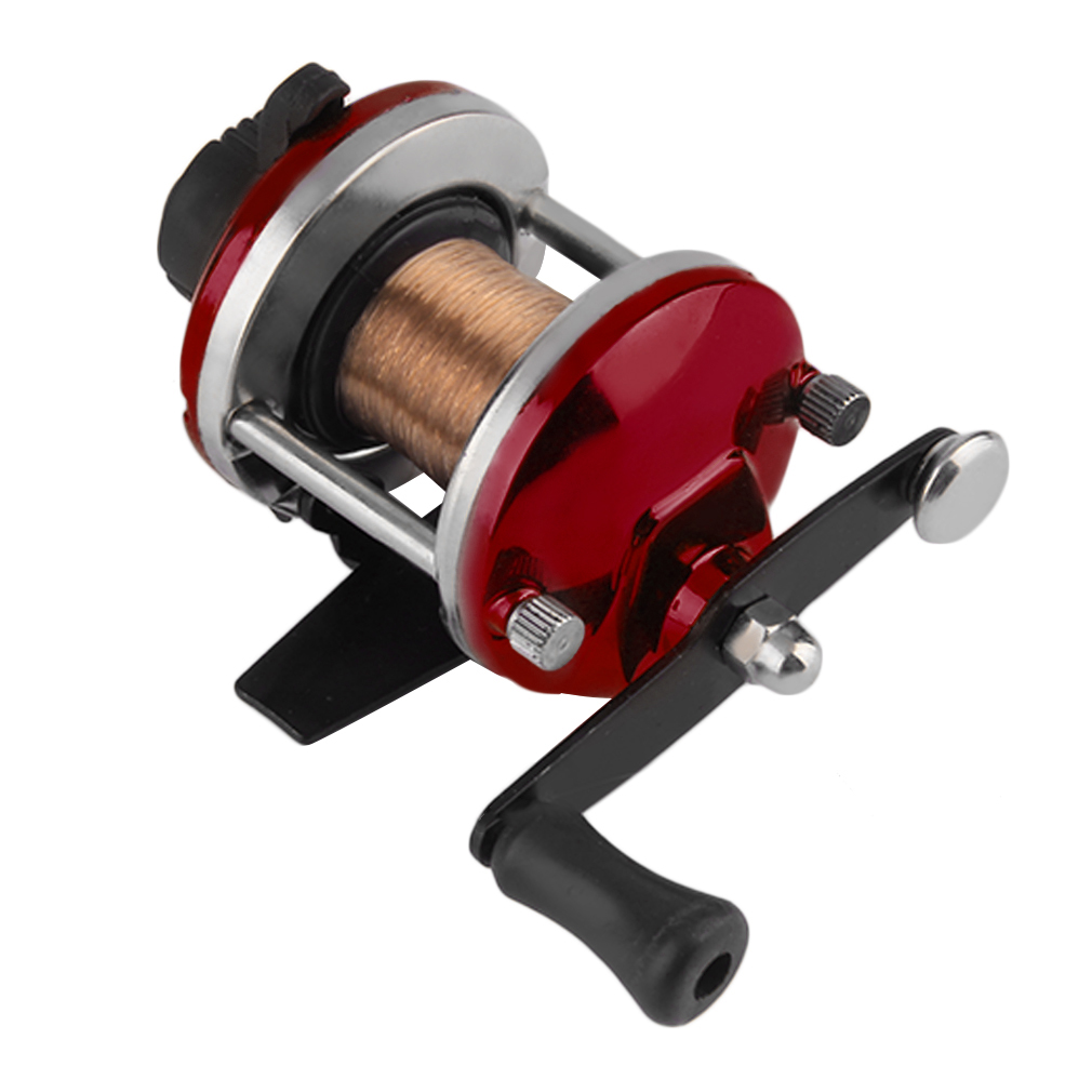 Right handed reel round baitcasting end 1 24 2018 8 39 pm for Used saltwater fishing reels for sale