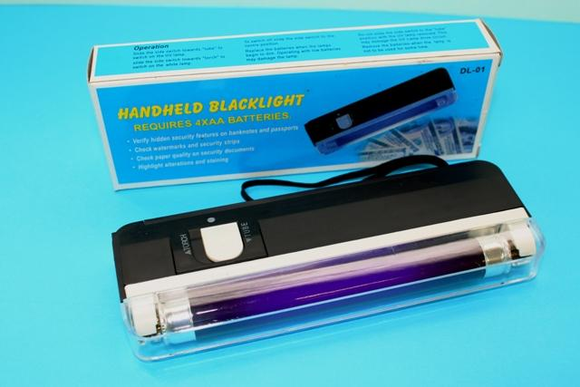 Handheld Blacklight / UV Light