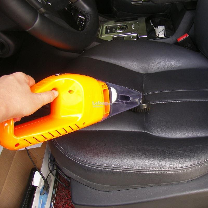 Handheld Portable 120W 12V Car Vacuum Cleaner Wet and Dry