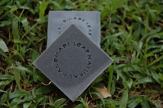 Handmade Deep Cleanse Activated Charcoal Extra Gentle Soap Bar 1 pc