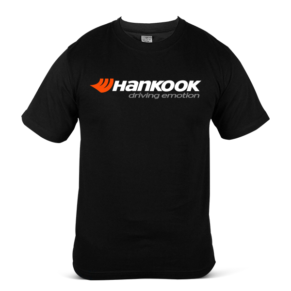HANKOOK Performance Tyre Car Truck Tire Racing Unisex Casual T-Shirt