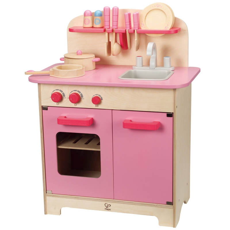 Hape Gourmet Kitchen With Ac (end 12/4/2018 11:10 AM