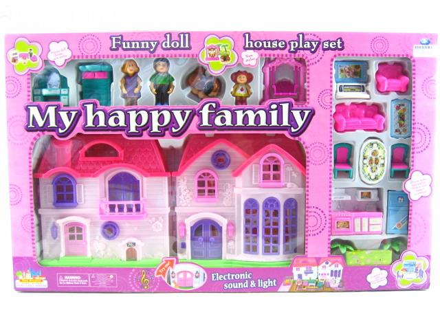 MY HAPPY FAMILY FUNNY DOLL HOU end 2 5 2015 8 15 PM MYT