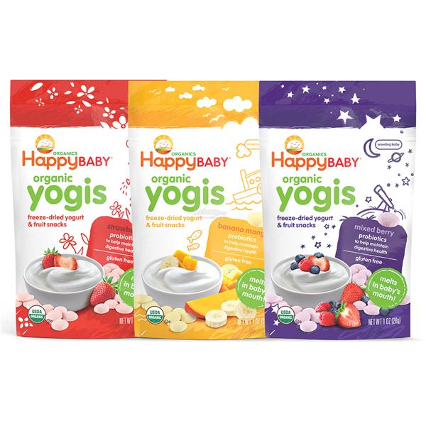 Happy Yogis Trio Pack