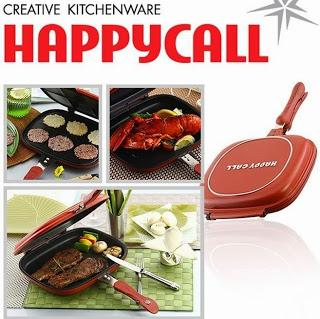 HAPPYCALL DOUBLE PAN 32CM