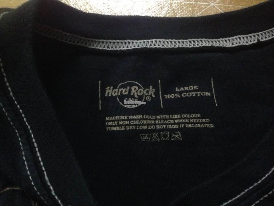 Hard Rock Cafe Phuket, Thailand, Size L