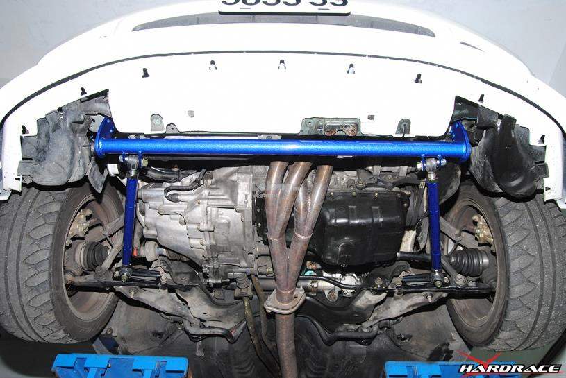 HARDRACE Front Traction Bar Civic EG EK DC2 EJ