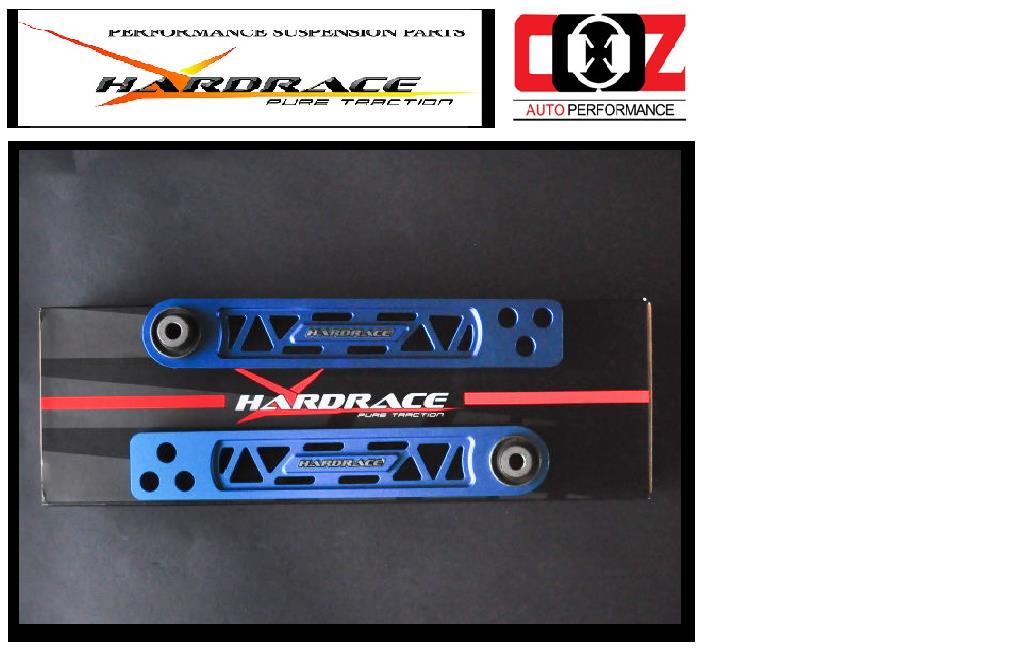 HARDRACE REAR LOWER ARM 2PCS/SET Honda DC5/CR-V/ELEMENT HR-6884