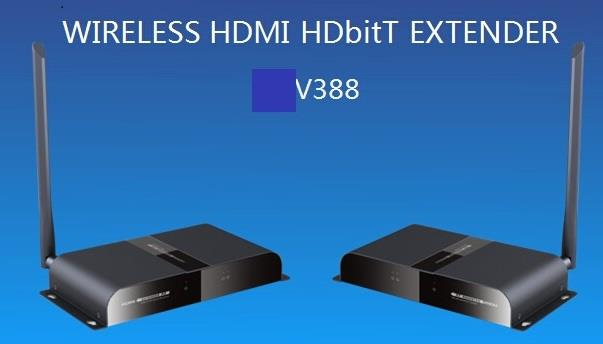 HDMI over IP wireless Extender (50m)