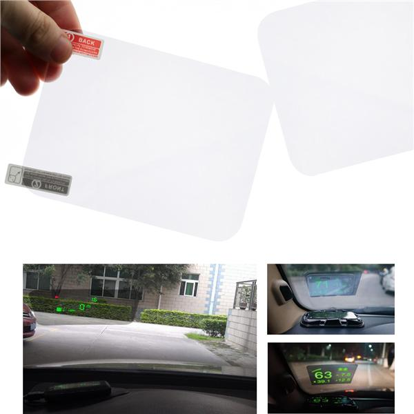 Head Up Display HUD Film Protective Reflective Screen 5.9